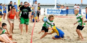 Sopot Beach Rugby 2018 - Junior
